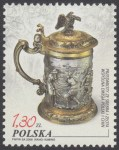 Przedmioty ze srebra i złota. Wspólna emisja Polski i Chin - 4098