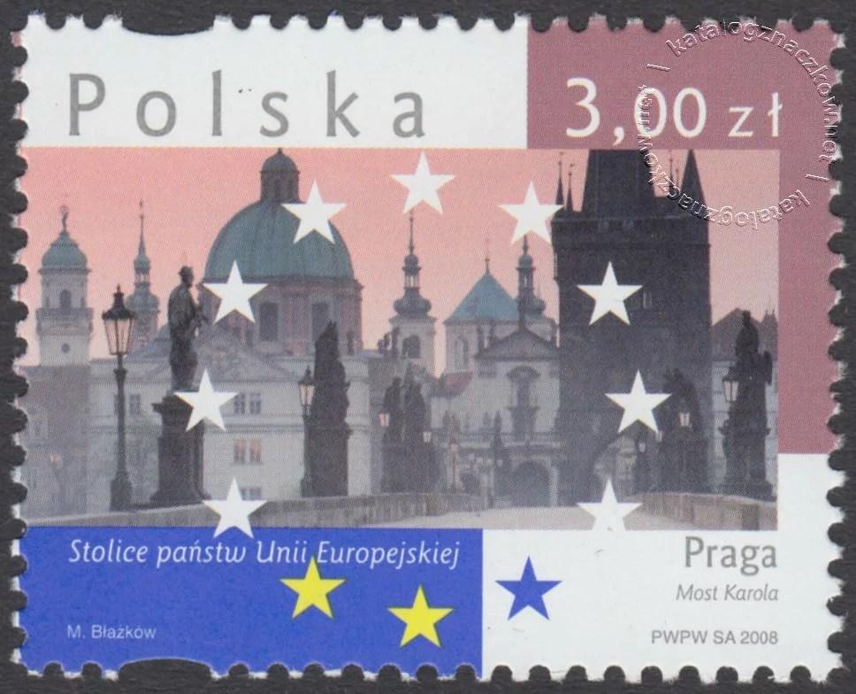 Stolice Państw Unii Europejskiej znaczek nr 4246