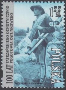 100 lat Tatrzańskiego Ochotniczego Pogotowia Ratunkowego - 4307