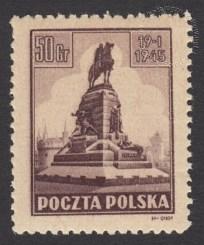 Wydanie obiegowe - zabytki Krakowa - 362