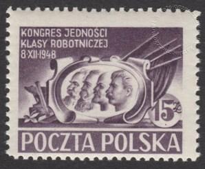 Kongres Jedności Klasy Robotniczej - 480