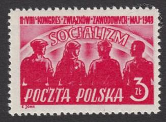 VIII Kongres Związków Zawodowych - 492
