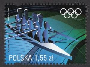 Igrzyska XXX Olimpiady Londyn 2012 - znaczek nr 4424