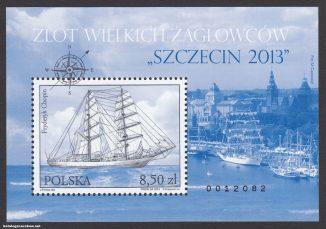 Zlot Wielkich Żaglowców Szczecin 2013 - Blok 175