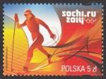 XXII Zimowe Igrzyska Olimpijskie - Soczi 2014 - znaczek nr 4509