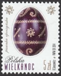 Znaczek obiegowy Wielkanoc - znaczek nr 4513