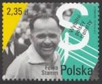 Wybitni polscy trenerzy - znaczek nr 4533