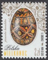 Wielkanoc - znaczek nr 4670