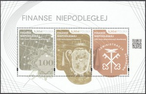 Finanse Niepodległej - Blok 223