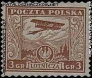 Wydanie na przesyłki lotnicze - 218