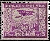 Wydanie na przesyłki lotnicze - 221