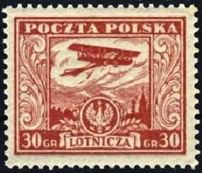 Wydanie na przesyłki lotnicze - 223
