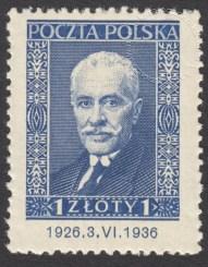10 lecie prezydentury I.Mościckiego - 291