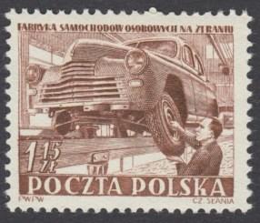 Uruchomienie Fabryki Samochodów Osobowych na Żeraniu - 650