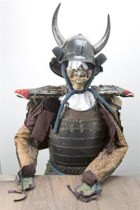 Authentic Samurai Armor for Sale - Edo Period