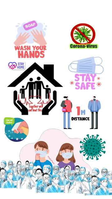 ilustrasi mengenai corona virus. rapid test di bengkulu.