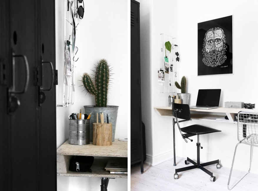 Kontorhjørne / Office || Katarina Natalie