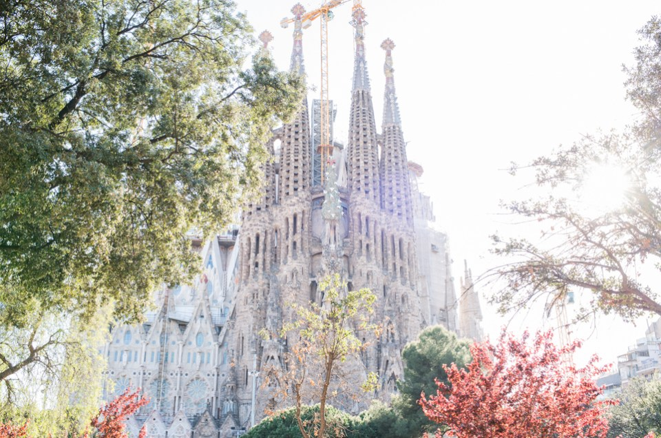 where to propose in Barcelona