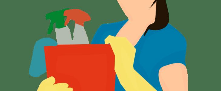 3 lekcje od osoby sprzątającej