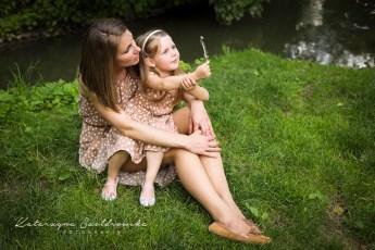 sesja rodzinna mama z dzieckiem kraków
