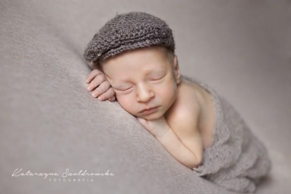fotografia noworodkowa w krakowie