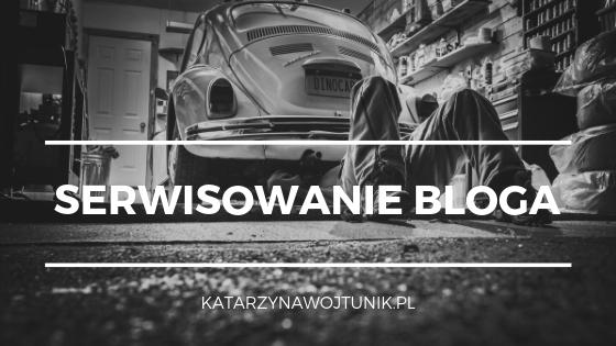 jak dbac o bloga