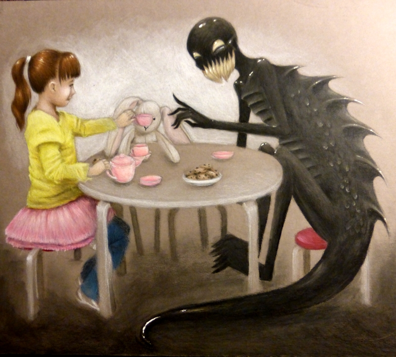 Tea Time with Fear Itself