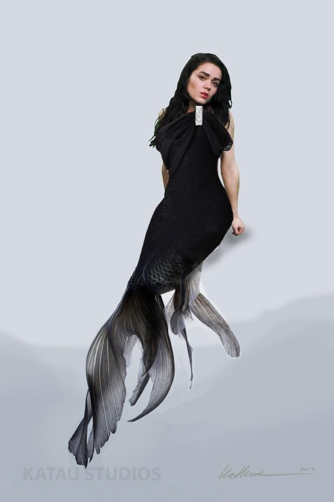Mermaid Dress Composite