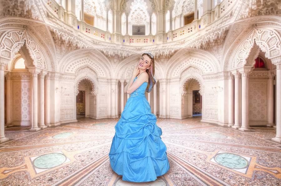 Princess Castle Composite