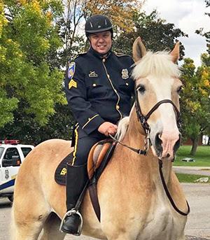Baltimore Mounted