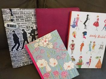 Random journals I've found