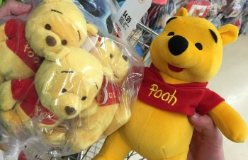 Why stop at one Pooh when you can have three?