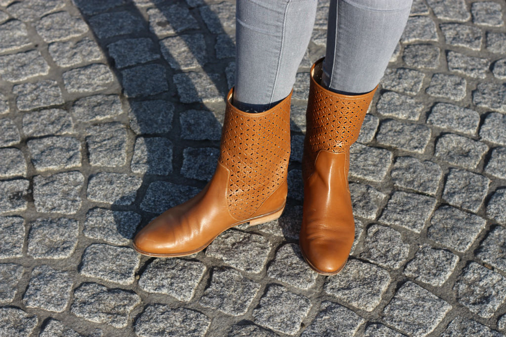Intramontabile Boots with Longblazer and Top from Saint Tropez_03