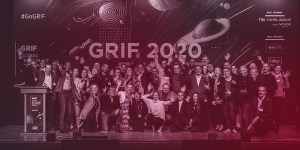 GRIF 2020 group on stage