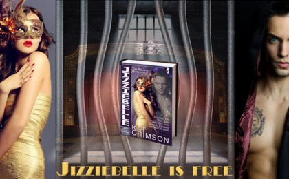 Jizziebelle Belle of the burlesque; FREE for one Day only on Amazon