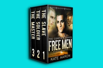 free men boxset trilogy header