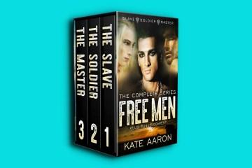 free men boxset trilogy header