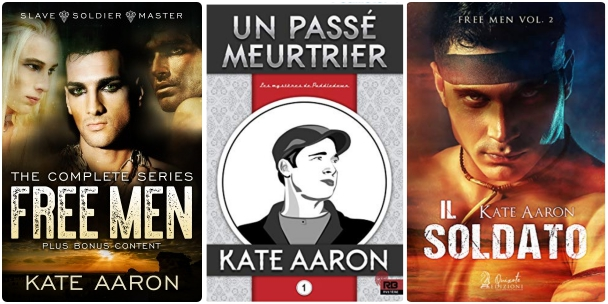 kate aaron new releases