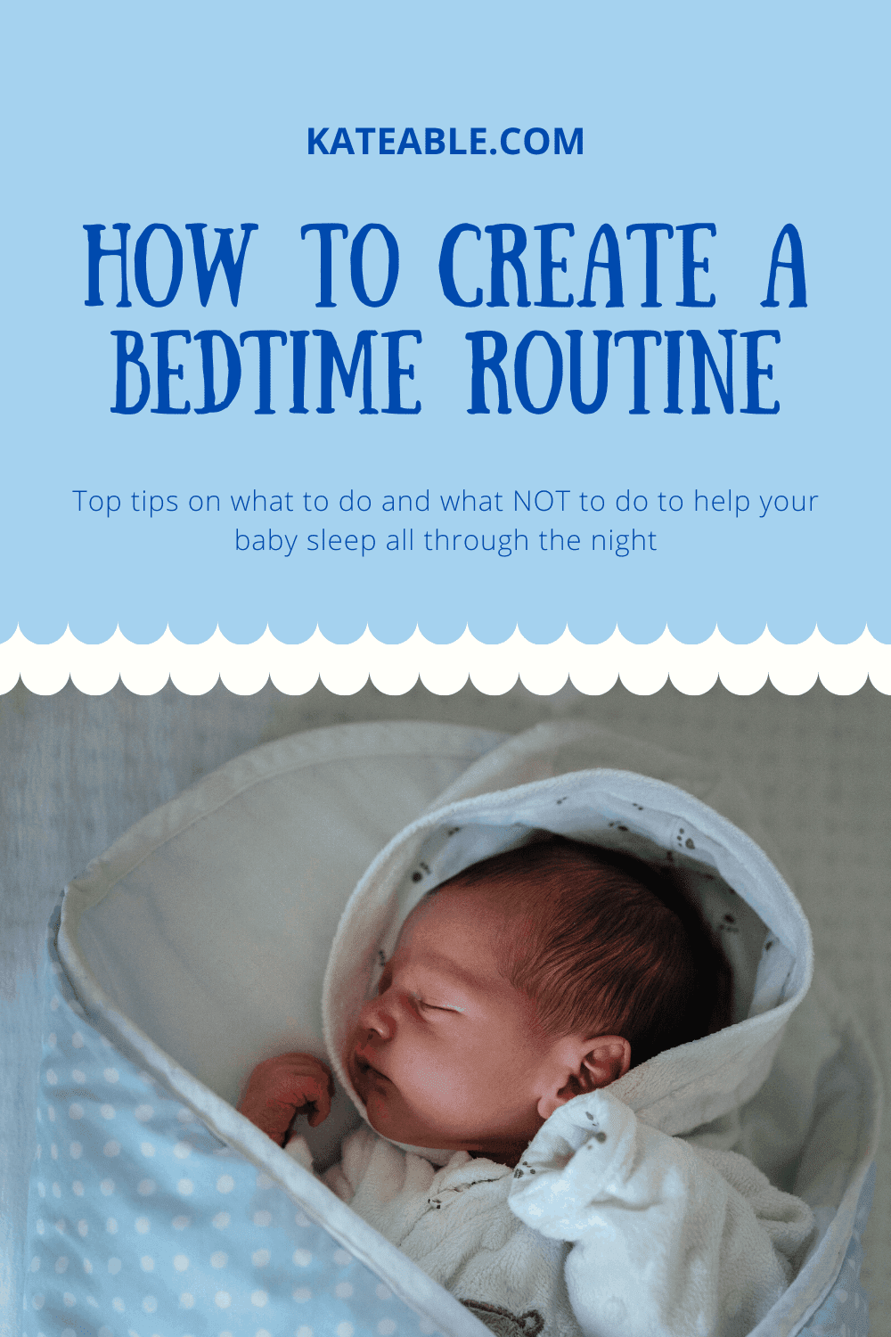 bedtime routine baby