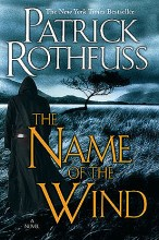 The Name of the Wind by Patrick Rothfuss the Kingkiller Chronicles T5W Top Five Wednesday Books Not Inspired by the Western World on Cover to Cover Book and Blogging Blog by Kat Snark