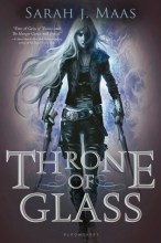 Throne of Glass by Sarah J. MaasT5W Top Five Wednesday Books Not Inspired by the Western World on Cover to Cover Book and Blogging Blog by Kat Snark
