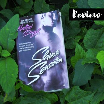 Review: Slave to Sensation by Nalini Singh