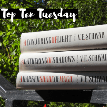 Top Ten Tuesday: Ten Kindle Unlimited Reads on my Spring TBR