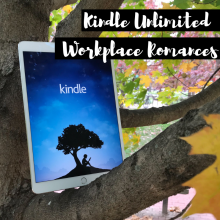 Cover to Cover Book Blog Kat Snark covertocoverlit Book Blogger Book blog reader reading Kindle Unlimited Cover to Cover month of November workplace romances