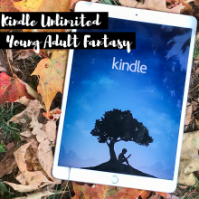 Cover to Cover Book Blog Kat Snark covertocoverlit Book Blogger Book blog reader reading Kindle Unlimited Cover to Cover month of November Young Adult Fantasy romances
