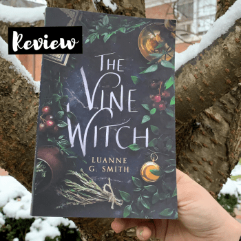Review: The Vine Witch by Luanne G. Smith