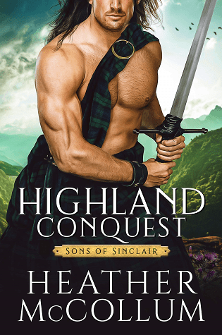 ARC Review: Highland Conquest by Heather McCollum