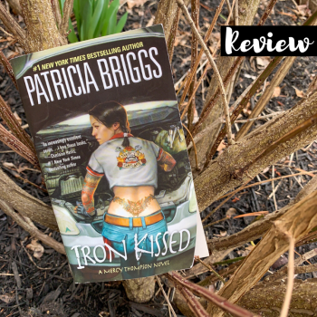 Review: Iron Kissed by Patricia Briggs