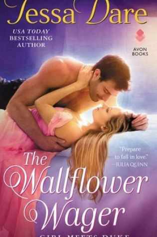 Review: The Wallflower Wager by Tessa Dare