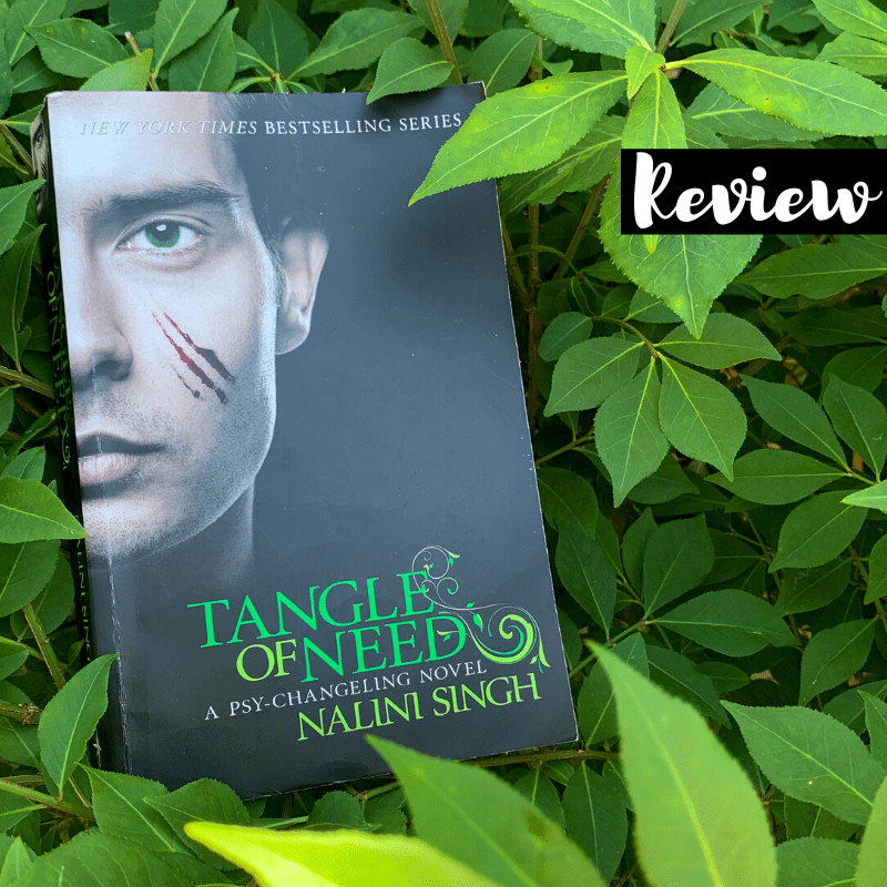 Tangle of Need (Psy-Changeling, #11) by Nalini Singh